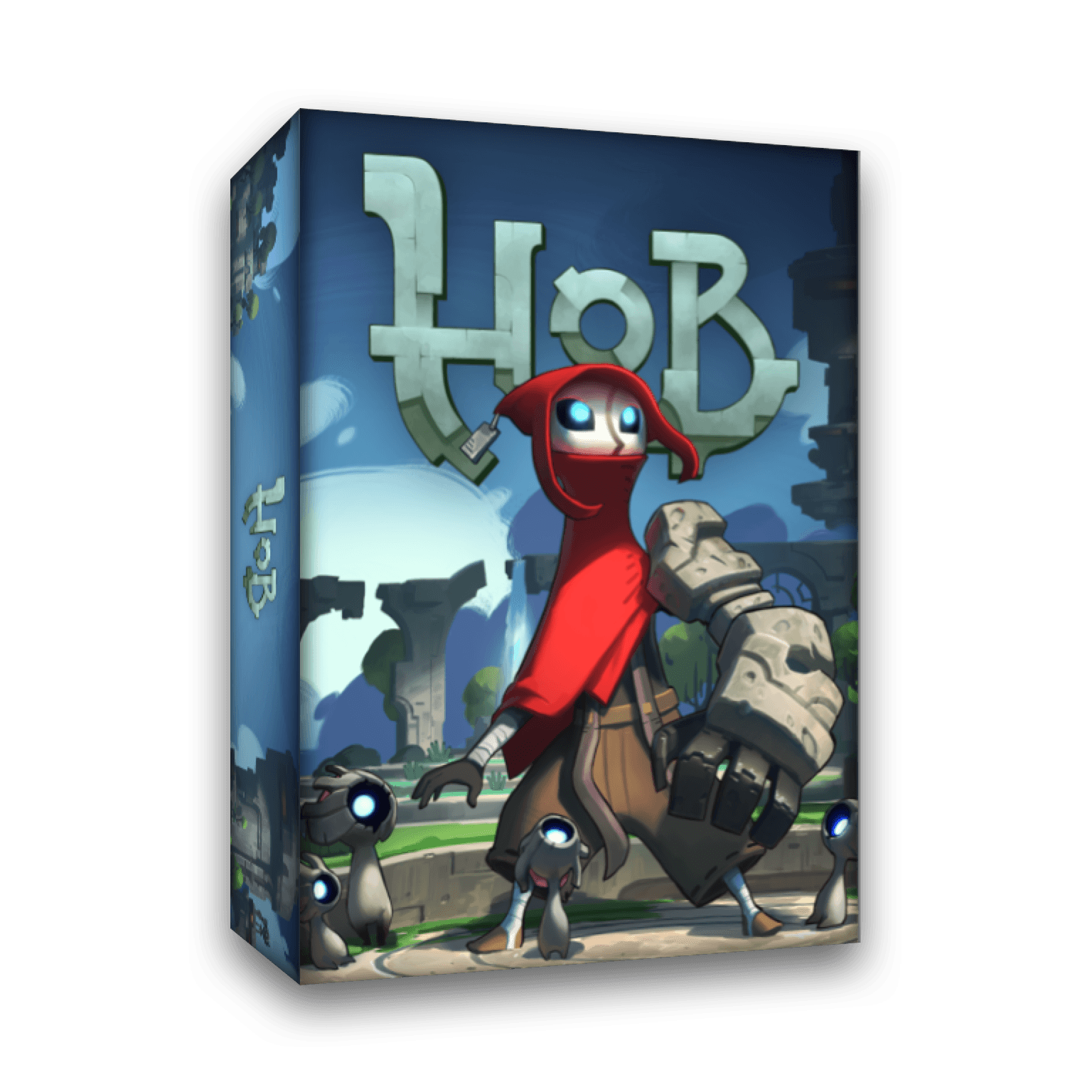 Hob box art