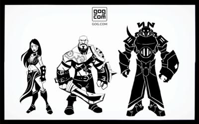 Runic Games | Torchlight II lands on GOG com